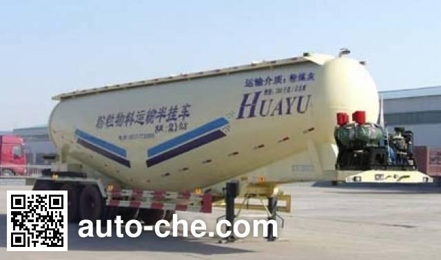 华宇达牌LHY9405GFL粉粒物料运输半挂车