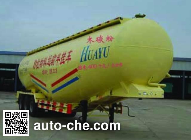 华宇达牌LHY9406GFL粉粒物料运输半挂车