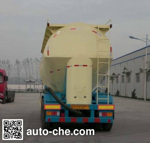 华宇达牌LHY9407GFLA中密度粉粒物料运输半挂车