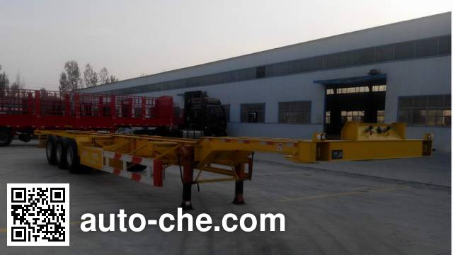 Huayuda LHY9407TJZ container transport trailer