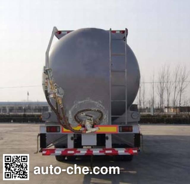 华宇达牌LHY9408AGFL低密度粉粒物料运输半挂车