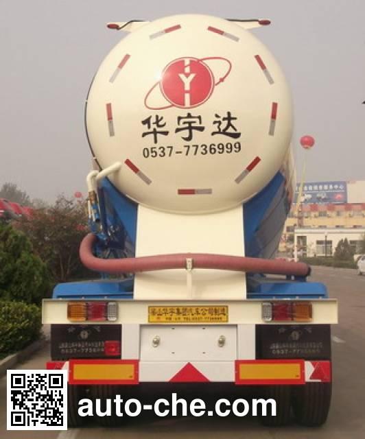 华宇达牌LHY9408GFL粉粒物料运输半挂车