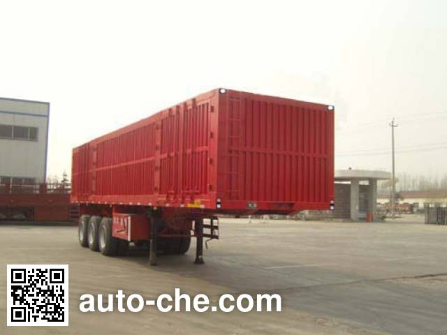Huayuda LHY9409XXY box body van trailer