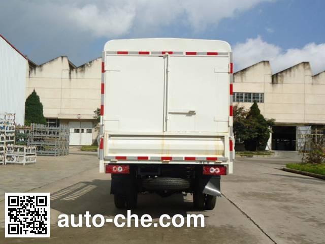 Lanjian LJC2810CS-A low-speed stake truck