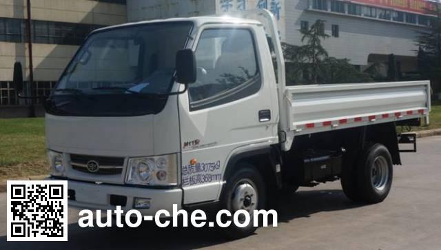 Lanjian LJC2810D low-speed dump truck
