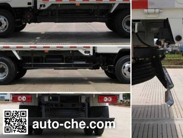 Lanjian LJC5815PCS2 low-speed stake truck