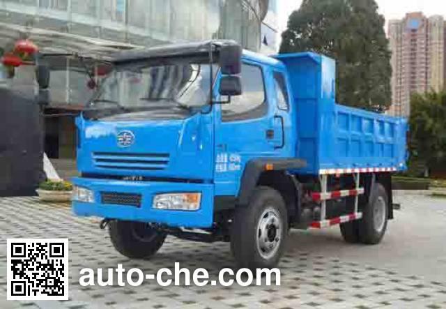Lanjian LJC5815PD2-II low-speed dump truck