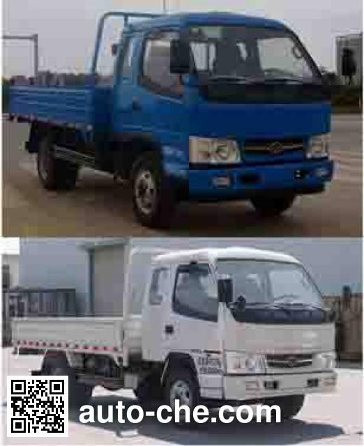 Lanjian LJC5815PD3 low-speed dump truck