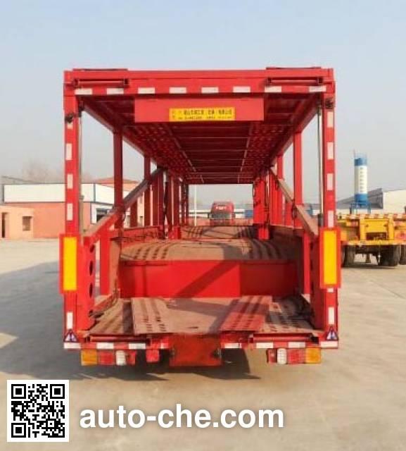 Hualiang Tianhong LJN9200TCC vehicle transport trailer