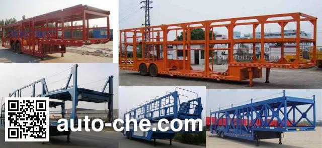 Hualiang Tianhong LJN9200TCL vehicle transport trailer