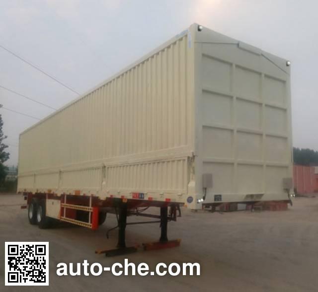 Hualiang Tianhong LJN9350XYK wing van trailer