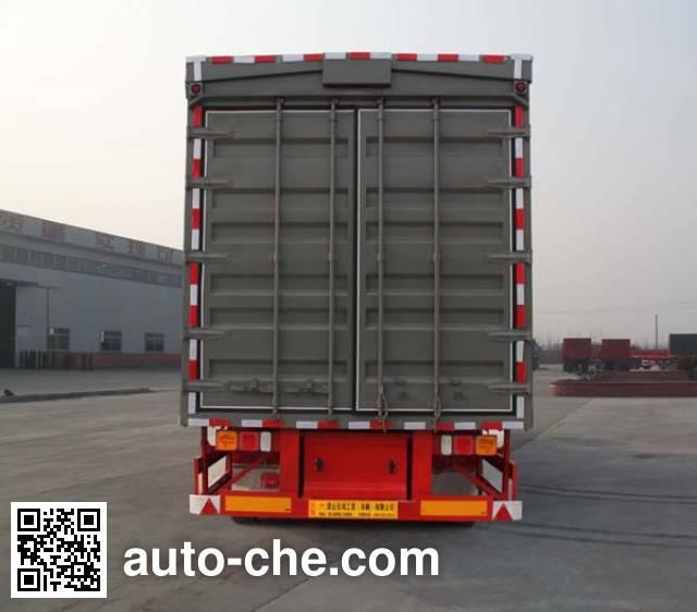 Hualiang Tianhong LJN9400XYKE wing van trailer