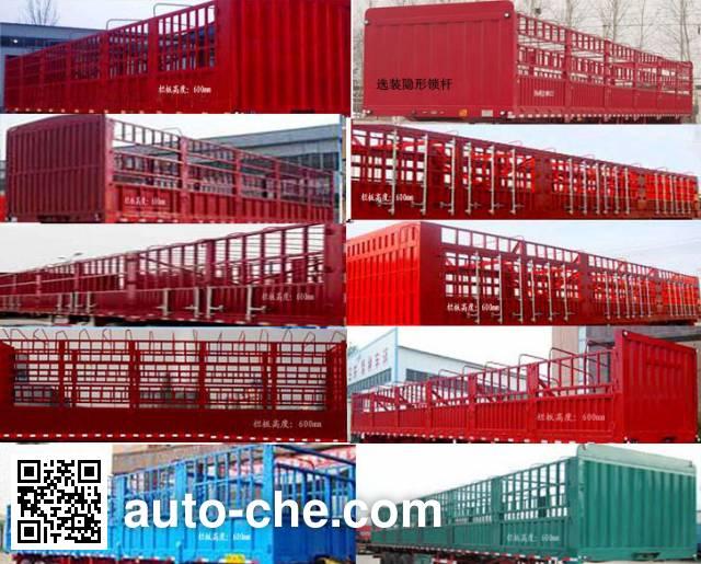 Hualiang Tianhong LJN9402CCY stake trailer