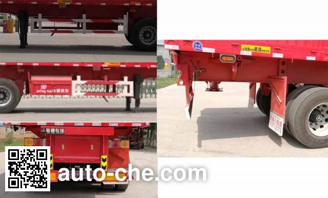 Chenlu LJT9370ZLB dump trailer