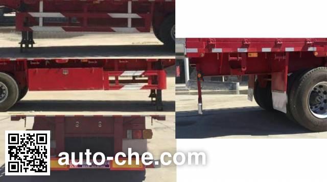 Chenlu LJT9400CCY stake trailer