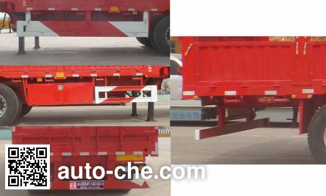 Chenlu LJT9400CCYE stake trailer