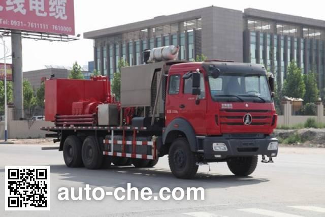 Lankuang LK5232TYL70 fracturing truck