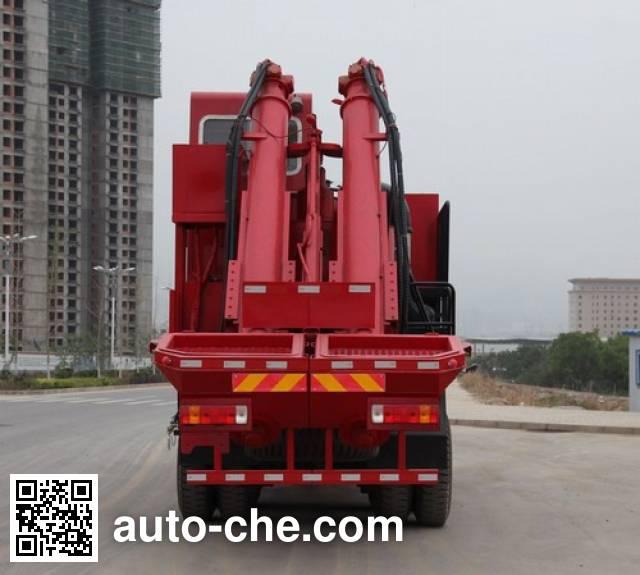 Lankuang LK5252THS300 sand blender truck