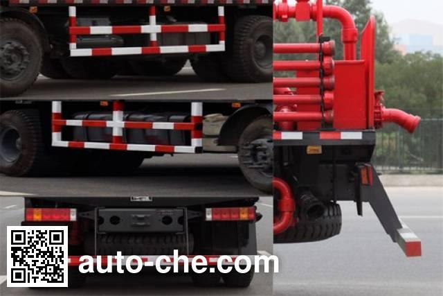 Lankuang LK5312TYL200 fracturing truck