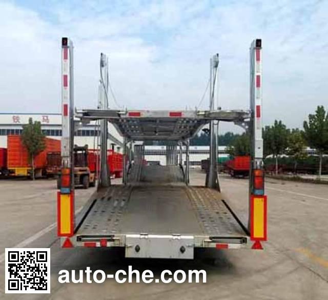 Kunbo LKB9200TCC vehicle transport trailer