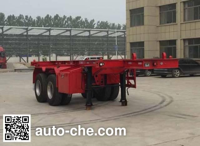 Kunbo LKB9351TJZ container transport trailer