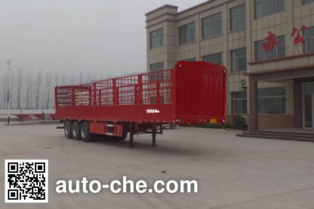 Kunbo LKB9380CCY stake trailer