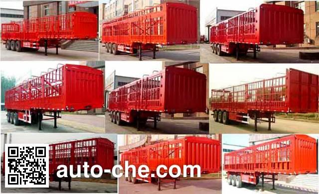 Kunbo LKB9400CCYE stake trailer