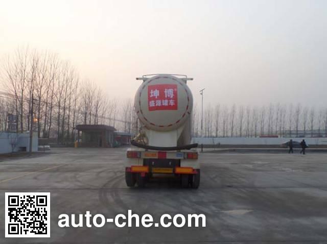 Kunbo LKB9400GXH ash transport trailer