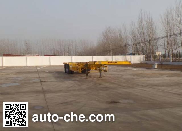 Kunbo LKB9400TJZE container transport trailer