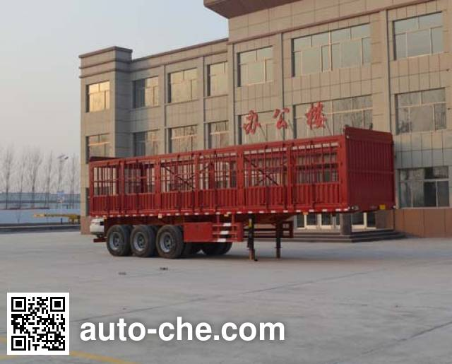 Kunbo LKB9401CCY stake trailer