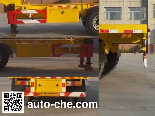 Kunbo LKB9401TJZE container transport trailer
