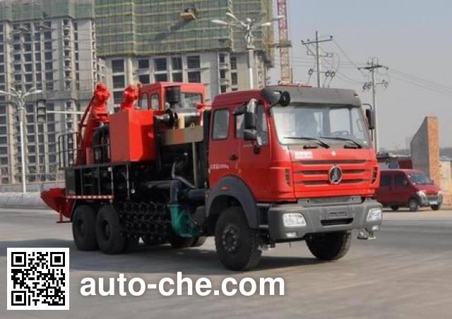 Linfeng LLF5240THS300 sand blender truck