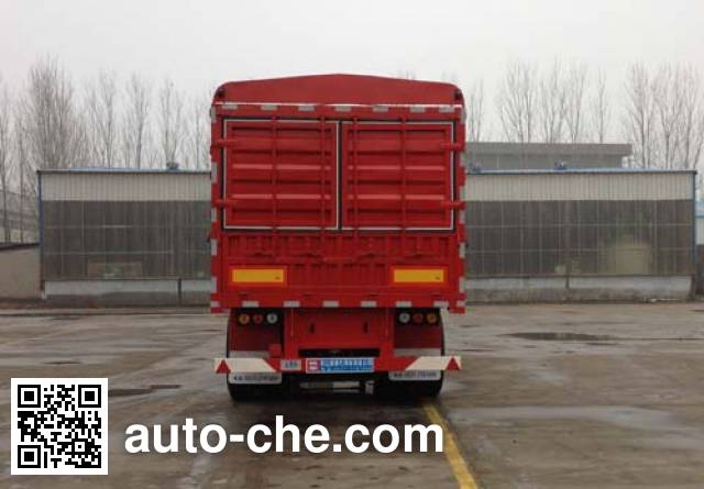 Tengyun LLT9380CCY stake trailer
