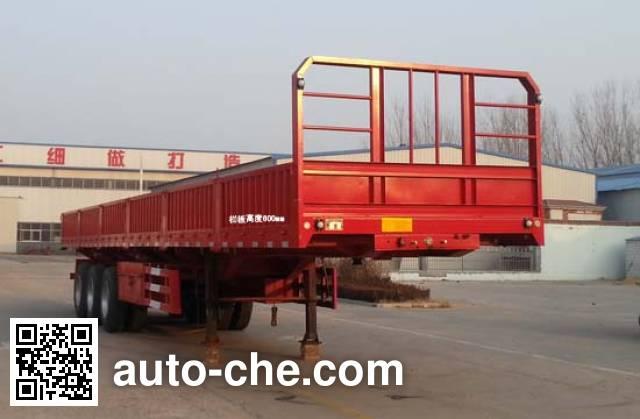 Tengyun LLT9401Z dump trailer