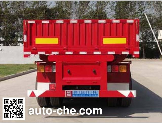 Tengyun LLT9407Z dump trailer