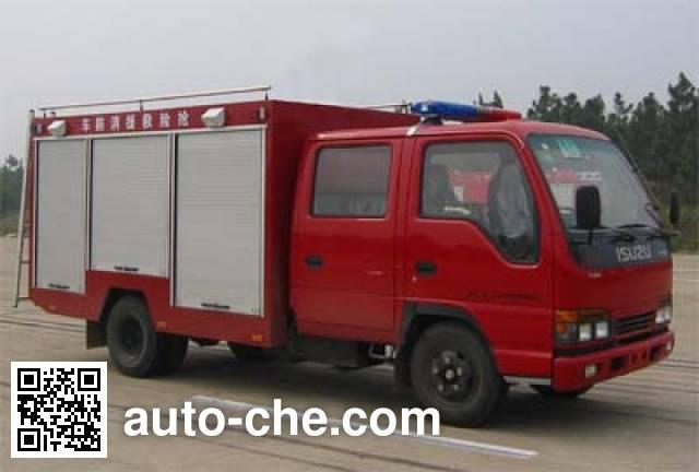 Tianhe LLX5040TXFQJ40 fire rescue vehicle