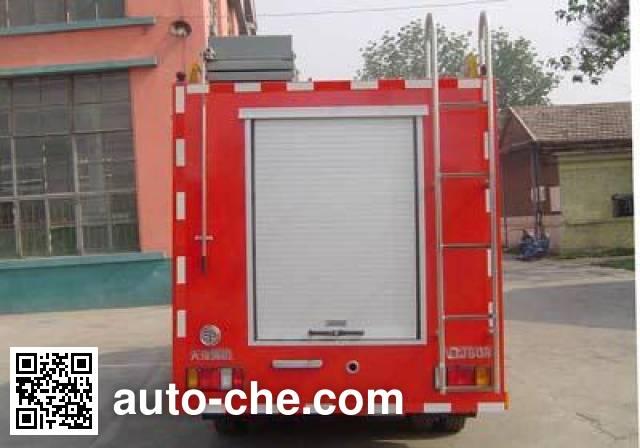 Tianhe LLX5060TXFQJ50A fire rescue vehicle