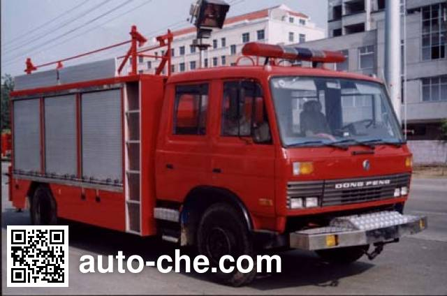 Tianhe LLX5110TXFQJ75 fire rescue vehicle