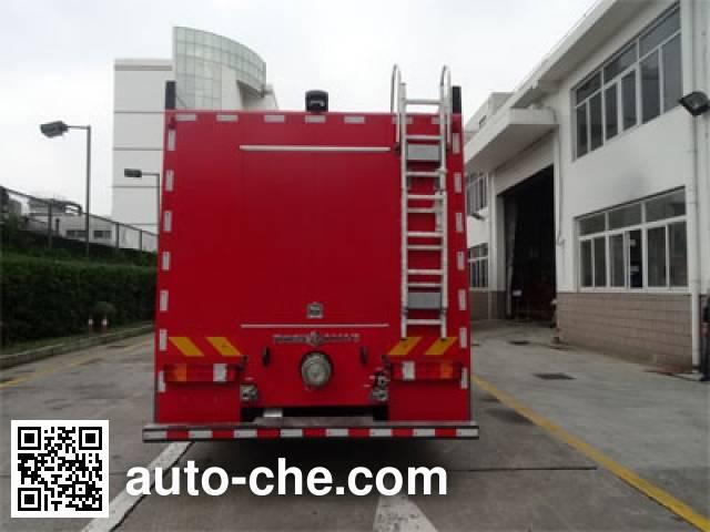 Tianhe LLX5184GXFSG60/B fire tank truck