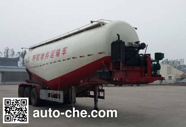 Liangshan Tiantong LML9400GFL medium density bulk powder transport trailer