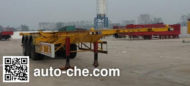 Liangshan Tiantong LML9400TJZ container transport trailer
