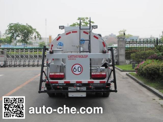 浙通牌LMT5078GLQP沥青洒布车