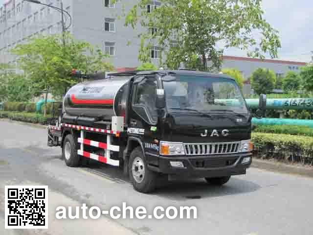 Metong LMT5095GLQZ asphalt distributor truck