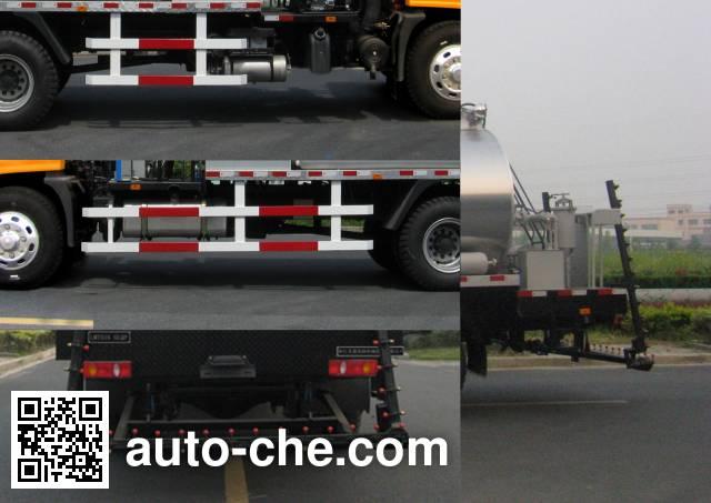 Metong LMT5167GLQP asphalt distributor truck