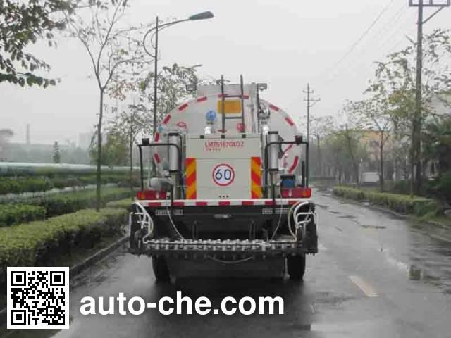 Metong LMT5167GLQZ asphalt distributor truck