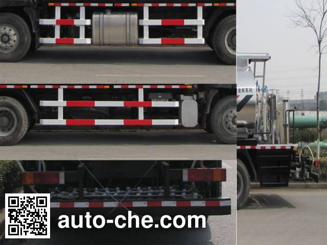 Metong LMT5168GLQZ asphalt distributor truck