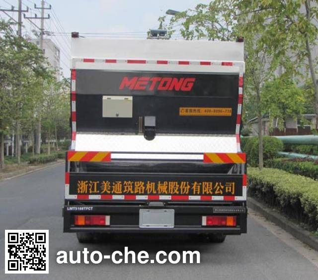 Metong LMT5168TFCT synchronous chip sealer truck