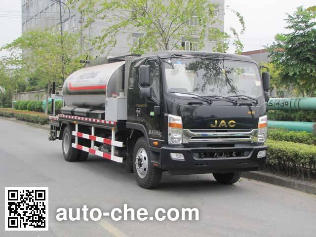 Metong LMT5169GLQP asphalt distributor truck