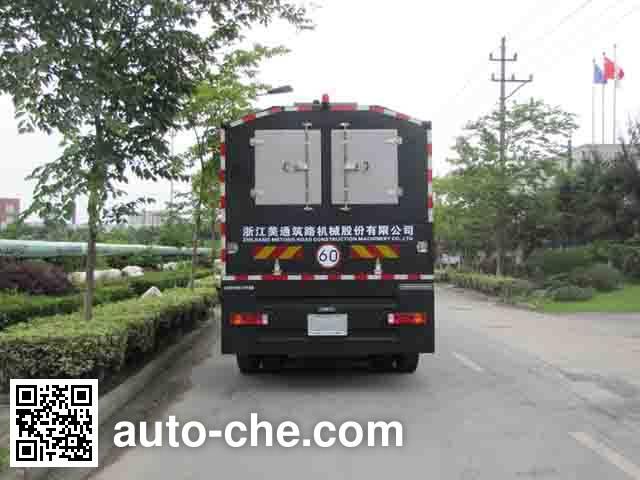 Metong LMT5251TFSB powder spreader truck