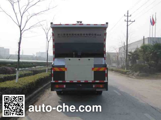 Metong LMT5256TFCT synchronous chip sealer truck